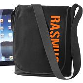 iPad-väska i kategori Eget namn/text: iPad-väska Svart