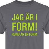 T-shirt, Hoodie i kategori Kropp: I form