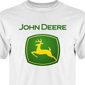 T-shirt, Hoodie i kategori Motor: John Deere