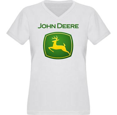 T-shirt XP522 Dam  i kategori Motor: John Deere