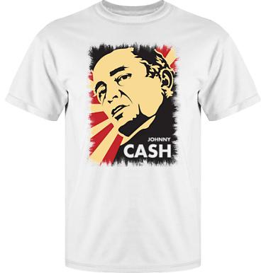 T-shirt Vapor i kategori Musik: Johnny Cash