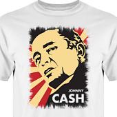 T-shirt, Hoodie i kategori Musik: Johnny Cash