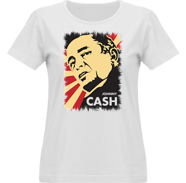 T-shirt Vapor Dam  i kategori Musik: Johnny Cash