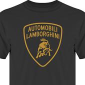 T-shirt, Hoodie i kategori Motor: Lamborghini