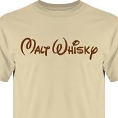 T-shirt, Hoodie i kategori Alkohol: Malt Whisky
