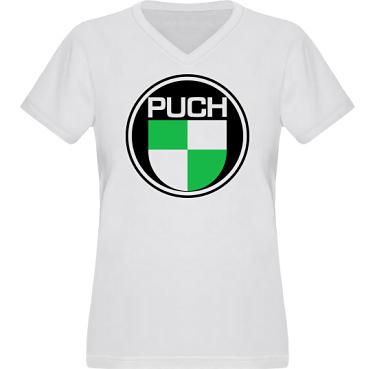 T-shirt XP522 Dam  i kategori Motor: Puch