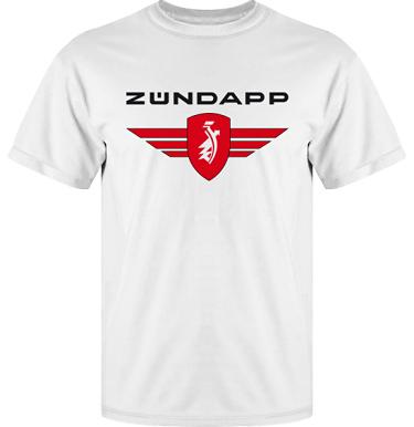 T-shirt Vapor i kategori Motor: Zündapp
