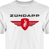 T-shirt, Hoodie i kategori Motor: Zündapp