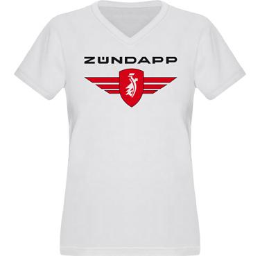 T-shirt XP522 Dam  i kategori Motor: Zündapp