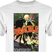 T-shirt, Hoodie i kategori Film/TV: Dracula