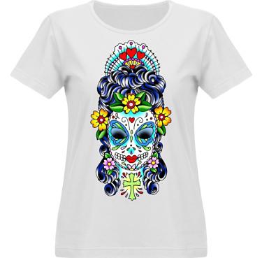 T-shirt Vapor Dam  i kategori Tattoo: Mexican Style