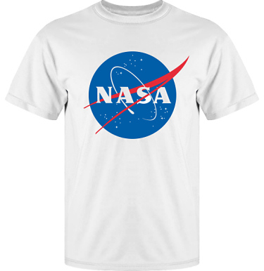 T-shirt Vapor i kategori Blandat: NASA