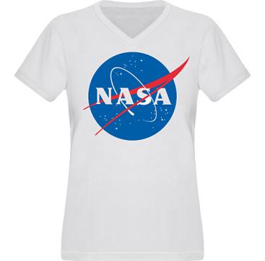 T-shirt XP522 Dam i kategori Blandat: NASA