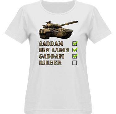 T-shirt Vapor Dam  i kategori Blandat: Next In Line
