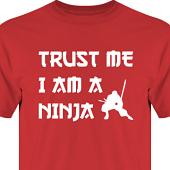 T-shirt, Hoodie i kategori Attityd: I am a ninja