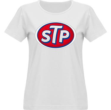 T-shirt Vapor Dam  i kategori Motor: STP