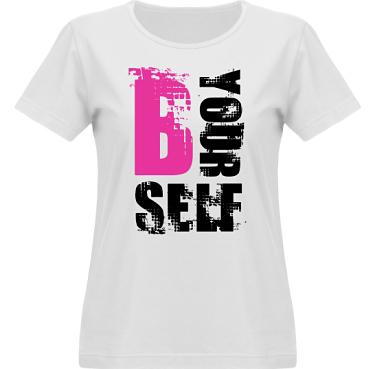 T-shirt Vapor Dam  i kategori Kloka ord: B Yourself
