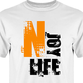T-shirt, Hoodie i kategori Kloka ord: Njoy Life
