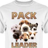 T-shirt, Hoodie i kategori Blandat: Pack Leader
