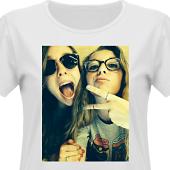 T-shirt Dam i kategori Eget Foto/Bild: T-shirt Dam Eget Foto