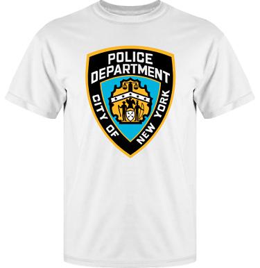 T-shirt Vapor i kategori Blandat: NYPD