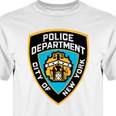T-shirt, Hoodie i kategori Blandat: NYPD