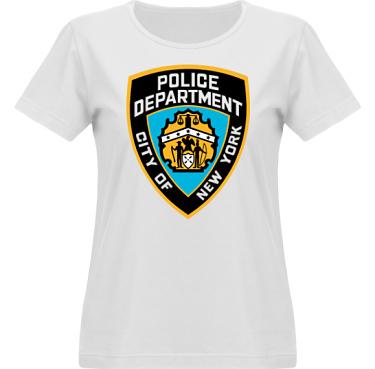T-shirt Vapor Dam  i kategori Blandat: NYPD