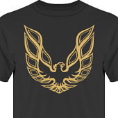 T-shirt, Hoodie i kategori Motor: Pontiac Trans Am
