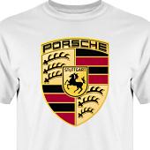 T-shirt, Hoodie i kategori Motor: Porsche