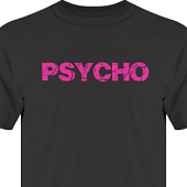 T-shirt, Hoodie i kategori Attityd: Psycho