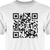 T-shirt, Hoodie i kategori Blandat: QR-Kod