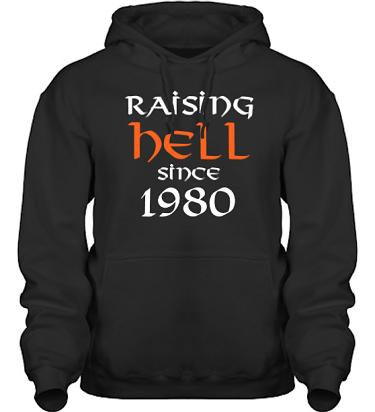 Hood HeavyBlend Svart i kategori Attityd: Raising Hell