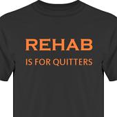 T-shirt, Hoodie i kategori Attityd: Rehab