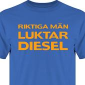 T-shirt, Hoodie i kategori Attityd: Diesel