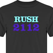 T-shirt, Hoodie i kategori Musik-Hårdrock: Rush 2112