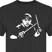 T-shirt, Hoodie i kategori Musik-Hårdrock: Rush Neil Peart