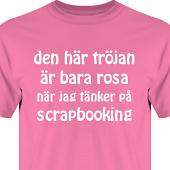 T-shirt, Hoodie i kategori Scrapbooking: Den här tröjan