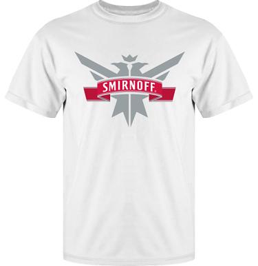 T-shirt Vapor i kategori Alkohol: Smirnoff