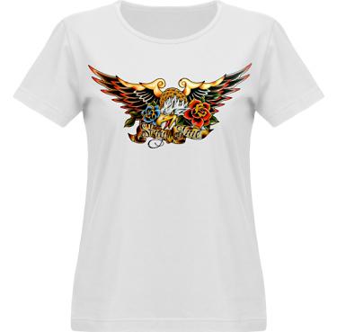 T-shirt Vapor Dam  i kategori Tattoo: Stay True