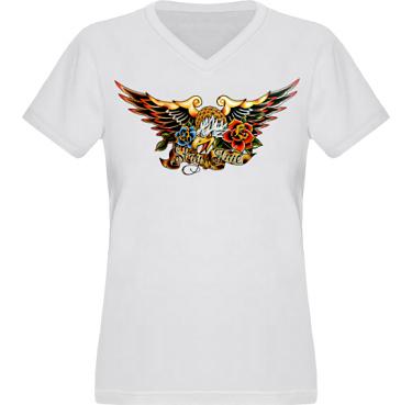T-shirt XP522 Dam i kategori Tattoo: Stay True