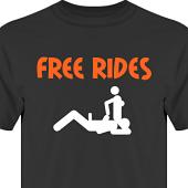T-shirt, Hoodie i kategori Sexxx: Free Rides