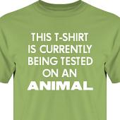T-shirt, Hoodie i kategori Attityd: Testing
