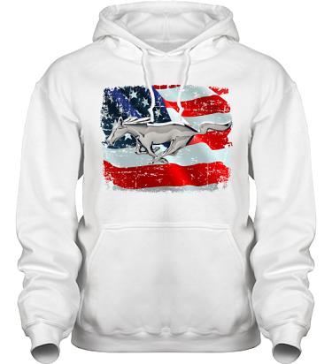 Hood Vapor i kategori Motor: US Mustang