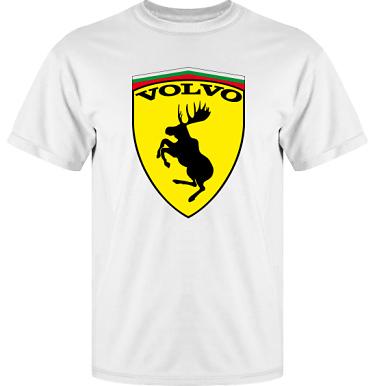 T-shirt Vapor i kategori Motor: Volvo