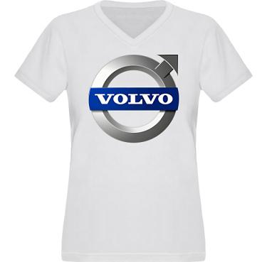 T-shirt XP522 Dam  i kategori Motor: Volvo