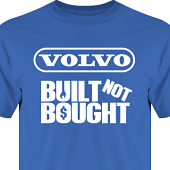 T-shirt, Hoodie i kategori Motor: Volvo Built Not Bought