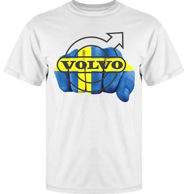 T-shirt Vapor i kategori Motor: Volvo Sweden