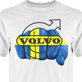 T-shirt, Hoodie i kategori Motor: Volvo Sweden