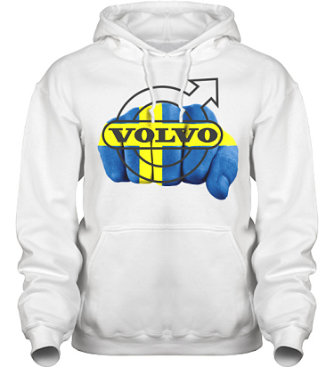 Hood Vapor i kategori Motor: Volvo Sweden