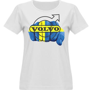 T-shirt Vapor Dam  i kategori Motor: Volvo Sweden